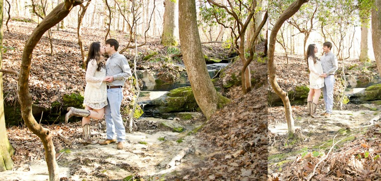 ©CaptureThirteenPhotography Cherokee Bluffs Engagement