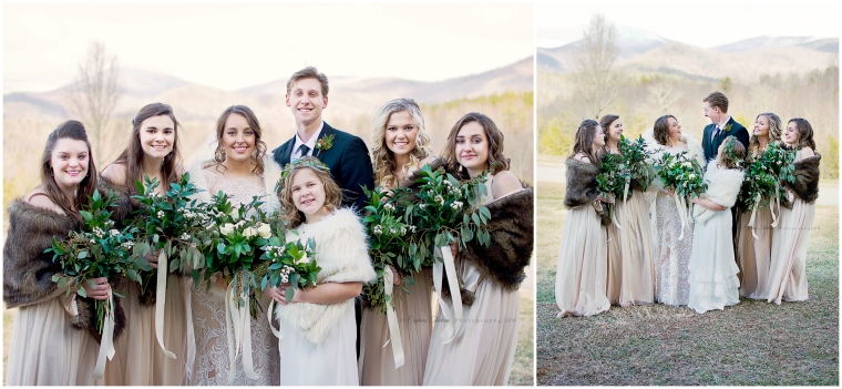 © Capture Thirteen Photography R Ranch in the Mountains Wedding 2018