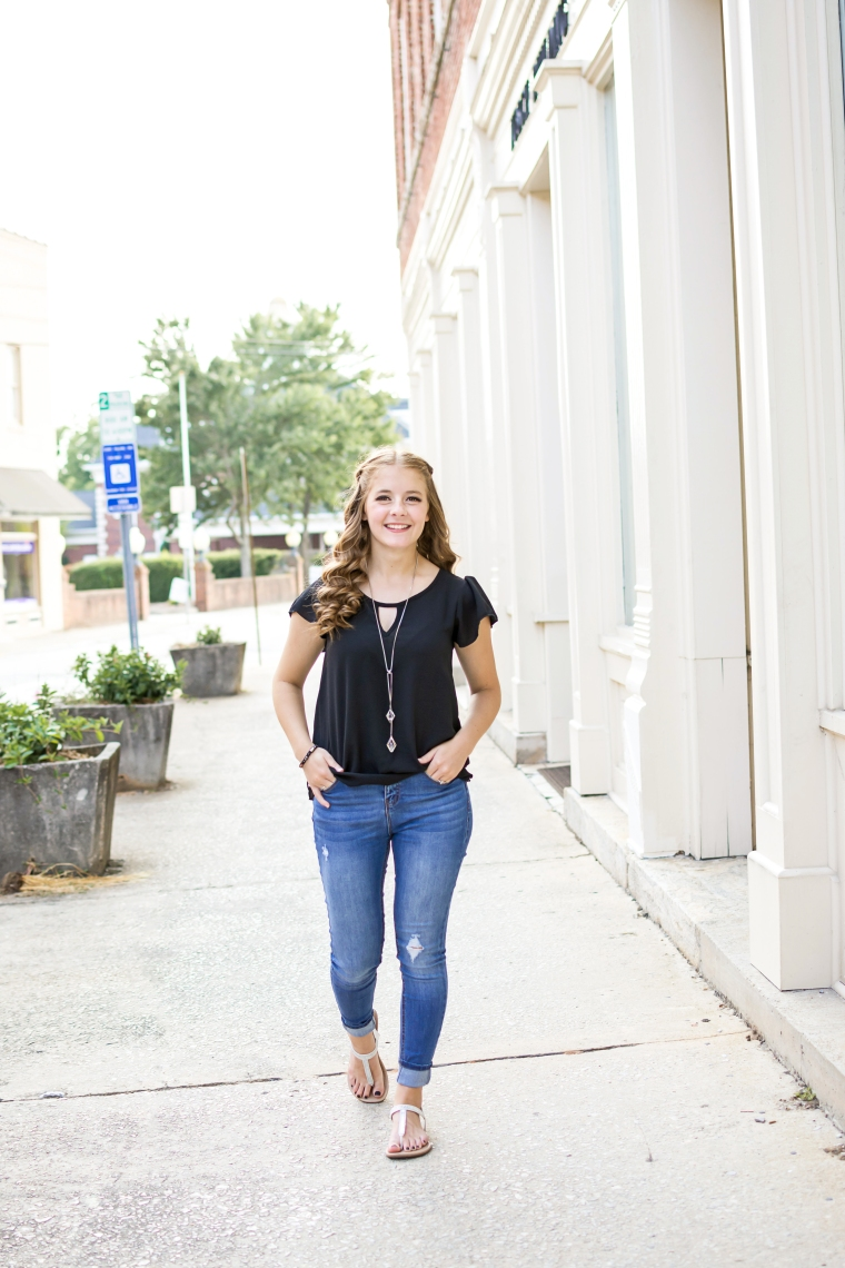 ©CaptureThirteenPhotography2019 Class of 2020 Gracie