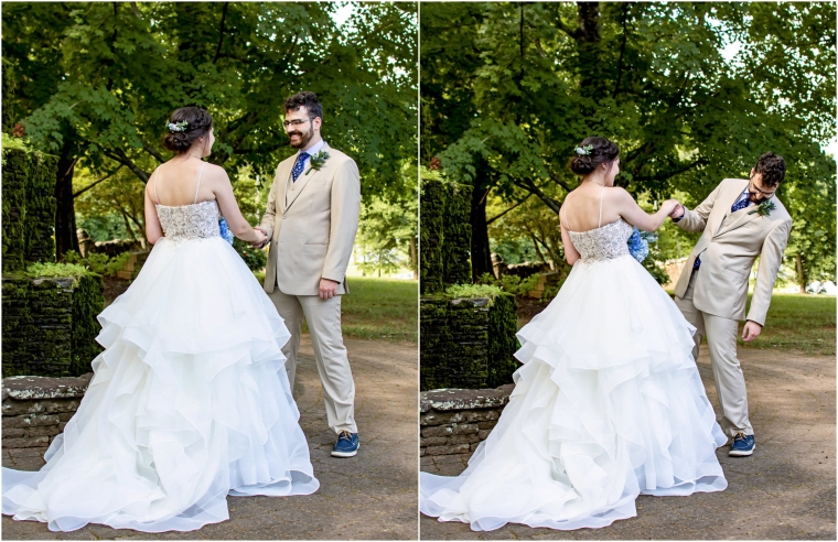 © Capture Thirteen Photography 2019 | Cornelia Community House Wedding