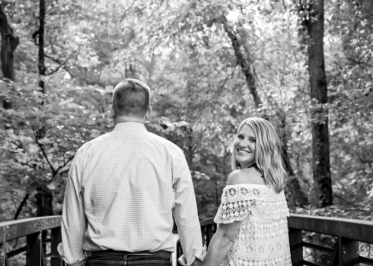©CaptureThirteenPhotography 2020 Williams Mill Engagement Session