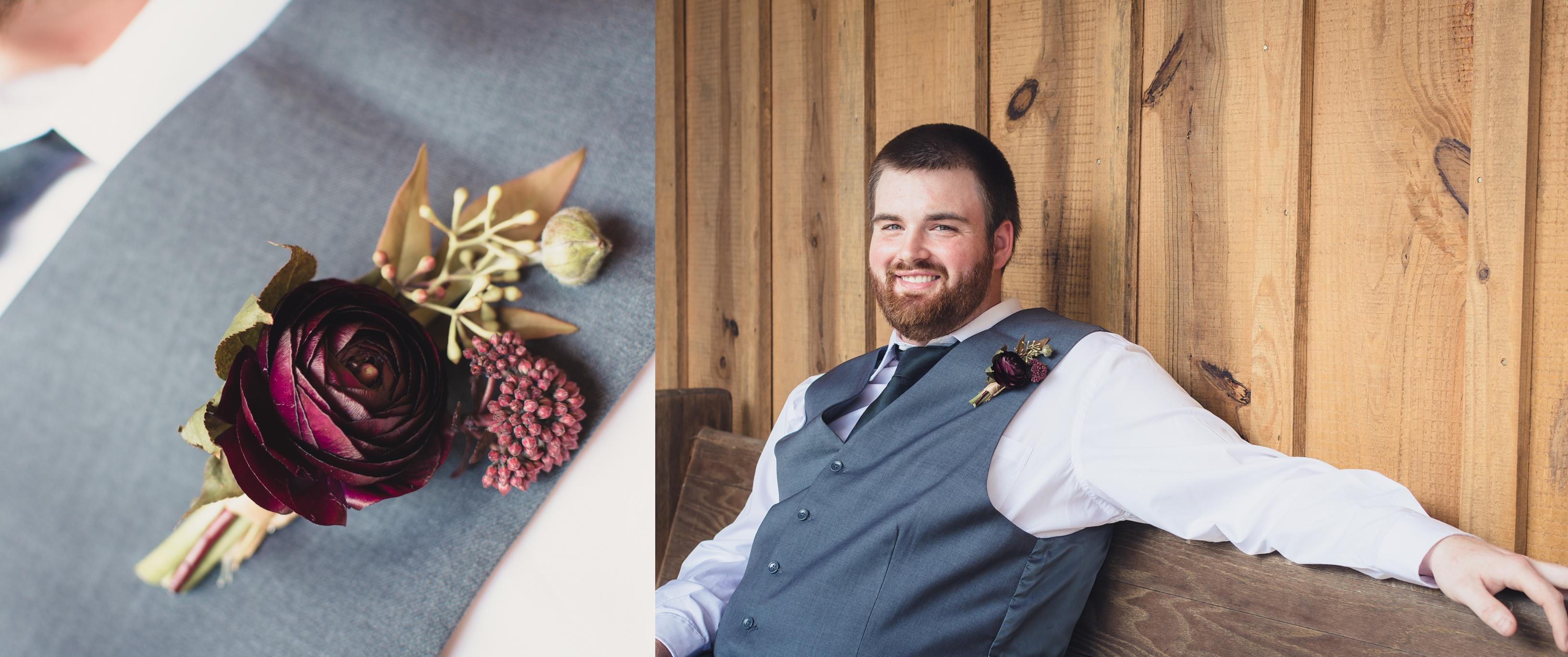 ©CaptureThirteenPhotography 2020 Pleasant Union Farm Butcher Wed